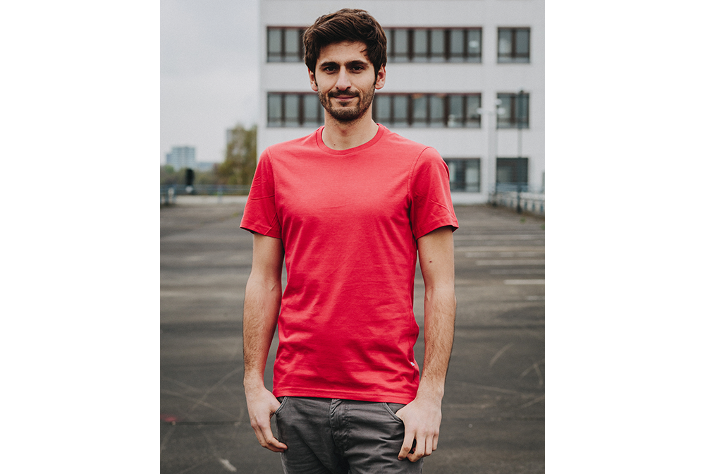 Ahrberg Shirt CO in Rot